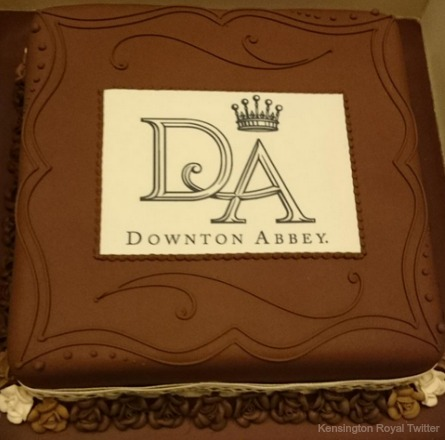 Downton Abbey Chocolate Cake