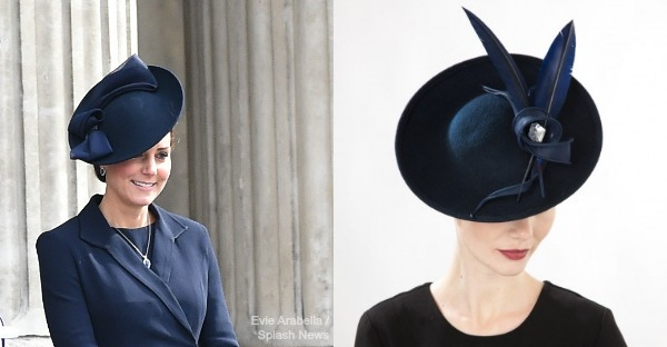 Perhaps worn by Kate - the Jane Taylor Mica Hat