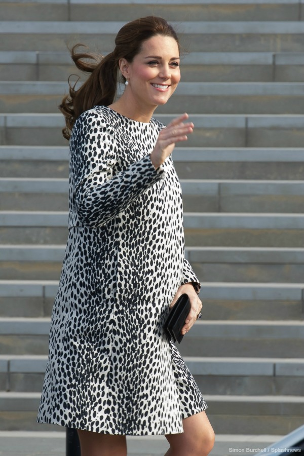 Duchess Kate visits Margate in Kent to support the arts
