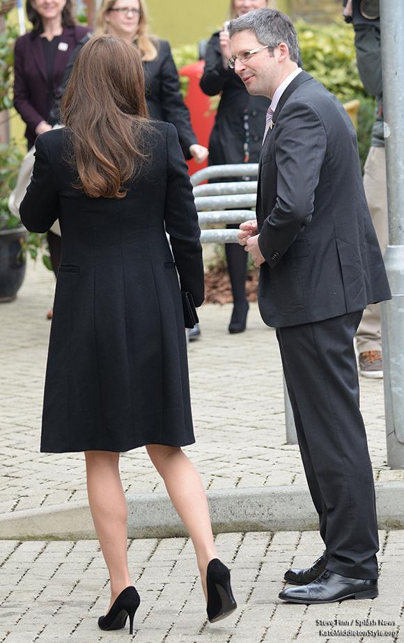 Duchess of Cambridge Mystery Coat