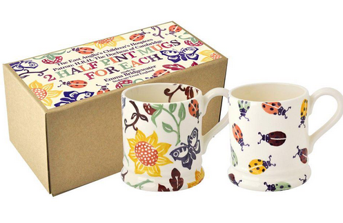 Emma Bridgewater EACH mugs