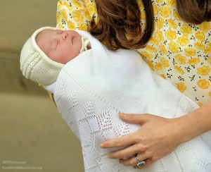 IT'S A GIRL! Duke and Duchess welcome new Princess named Charlotte Elizabeth Diana