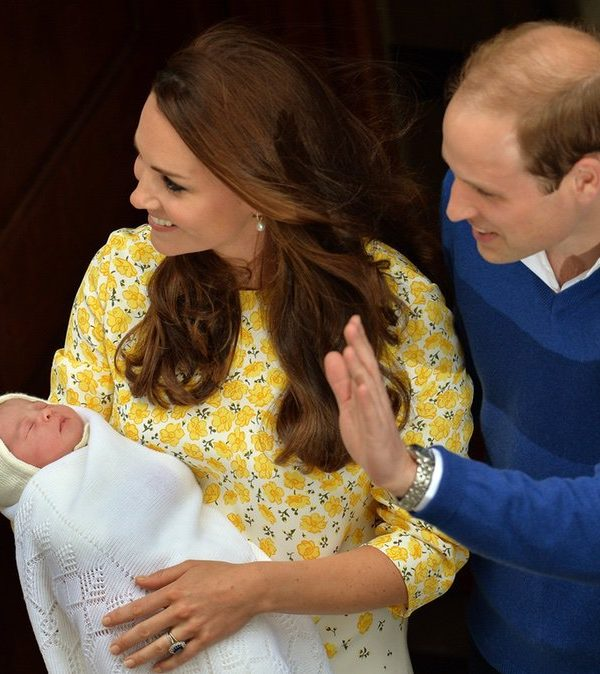 IT'S A GIRL! Meet Princess Charlotte of Cambridge