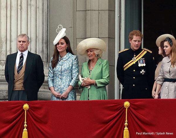 Duchess of Cambridge wears Catherine Walker Astrid Coat Dress