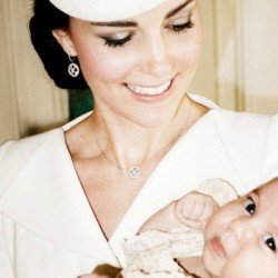 Princess Charlotte's official christening photos released!