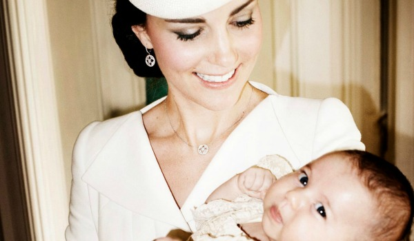 Princess Charlotte christening photos