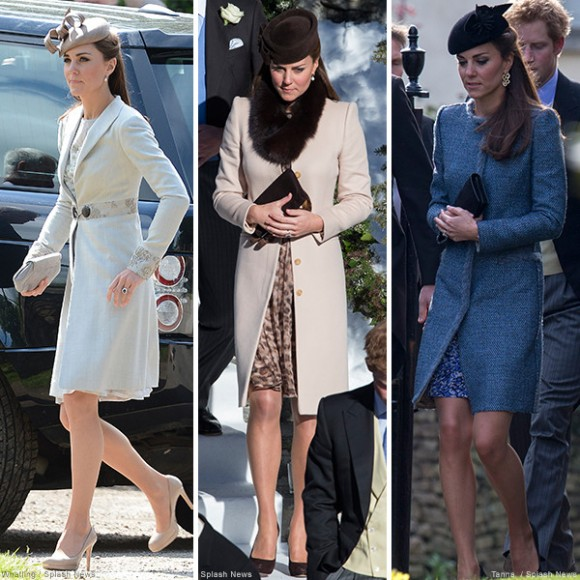 Kate Middleton attending friend's weddings as a guest