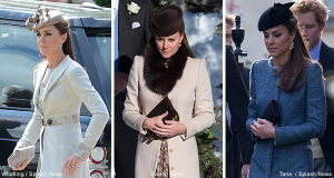 William & Kate attend a wedding; possible new date for our diaries & more