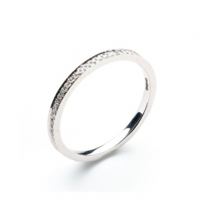 Annouska Eclipse Eternity Diamond Ring