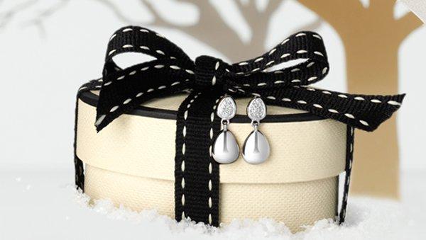 Free Links of London Hope Egg Earrings