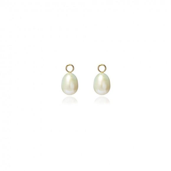 Annoushka Baroque Pearl Drop Earrings