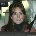 Kate debuts new haircut & wears Hobbs coat for church service in Scotland