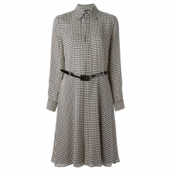 Ralph Lauren Silk Austin Shirtdress