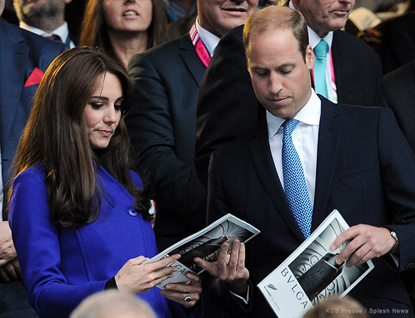 Kate Middleton wears Reiss Emile coat to Rugby World Cup opening ceremony
