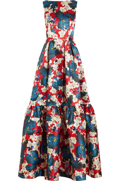 Erdem Alouette Dress