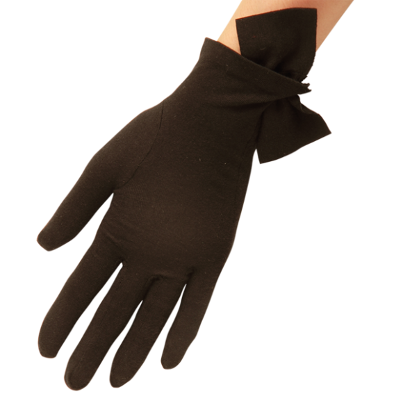 Imogen Glove in Black