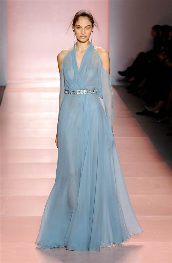 Jenny Packham Dress in Blue