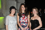 Kate Middleton at this years 100 WHF gala