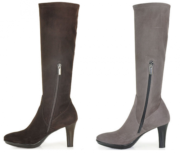 Aquatalia Rhumba in Grey and Brown at Footnotesonline