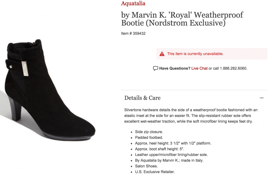 Aquatalia Royal Boots from Nordstrom