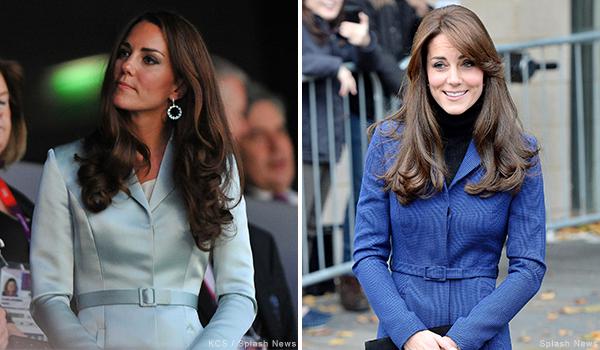 Kate Middleton wearing Christopher Kane