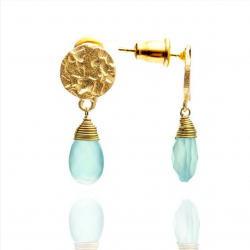Azuni London Athena earrings