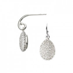 Links of London Hope Egg earrings