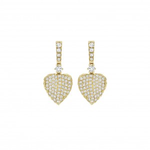 Kiki McDonough Lauren Leaf Earrings