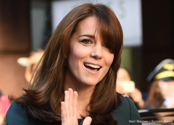 Kate Middleton Shorter Hair
