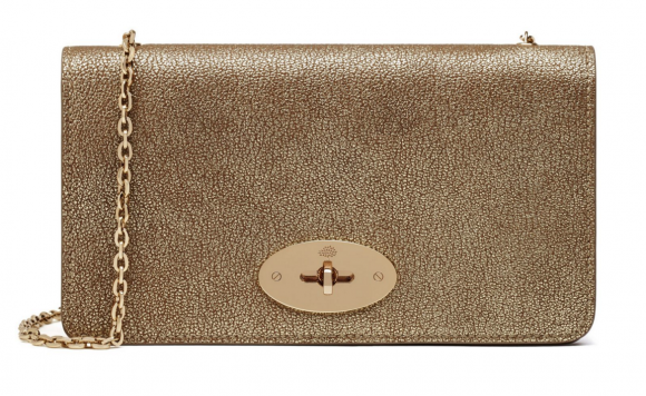 Mulberry-Bayswater-Wallet-Gold