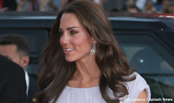 Duchess of Cambrdige's Chandelier earrings
