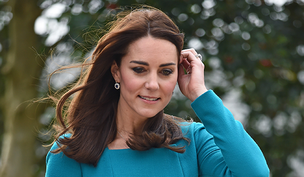 Kate at Action on Addiction in teal dress