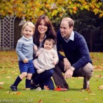 Will and Kate release new family photo; Prince George to attend nursery