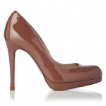 L.K. Bennett Sledge pumps in Winter Rose