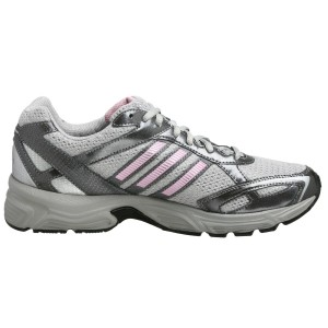 Adidas ignition sneakers in light pink