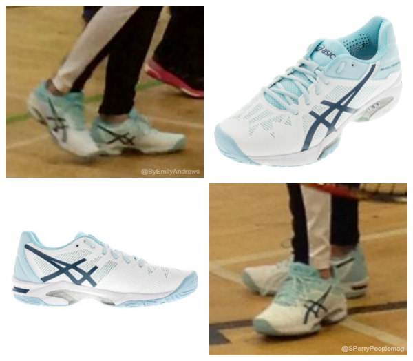 Kate Middleton's Tennis Shoes
