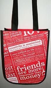 Lululemon carrier bag
