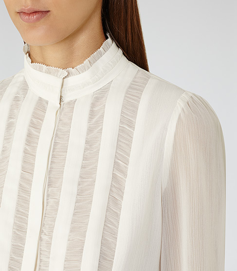Reiss Vinnie Blouse