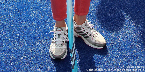 Kate Middleton's pink adidas sneakers