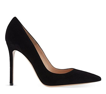 Gianvito Rossi Bari in black