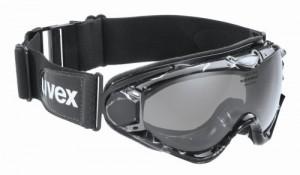 Ultrasonic Ski Goggles