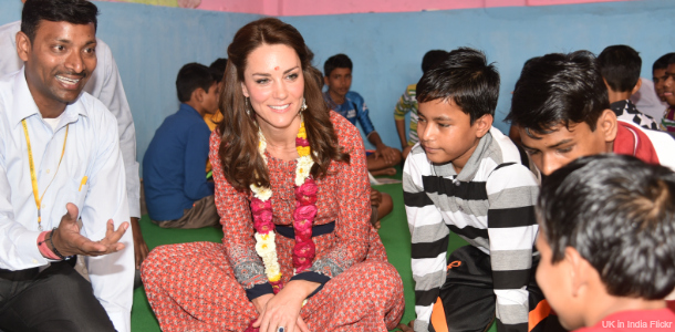 William and Kate's Royal Tour of India and Bhutan 2016