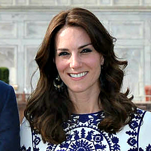 Kate Middleton's earrings from Tiger's Nest in Bhutan