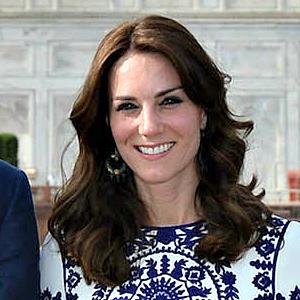 Kate Middleton's earrings from Tiger's Nest in Bhutan