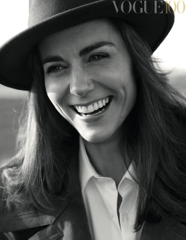 Kate Middleton in Vogue Magazine