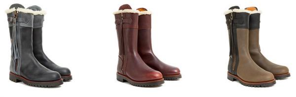Penelope Chilvers mid tassel boot