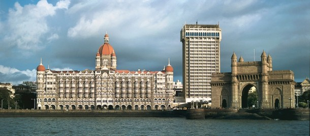The Impressive Taj Palace Hotel in Mumbai