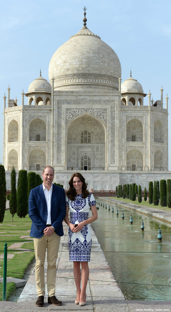 William-Kate-Taj-Mahal