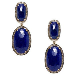 Kate Middleton's Blue Earrings (similar)