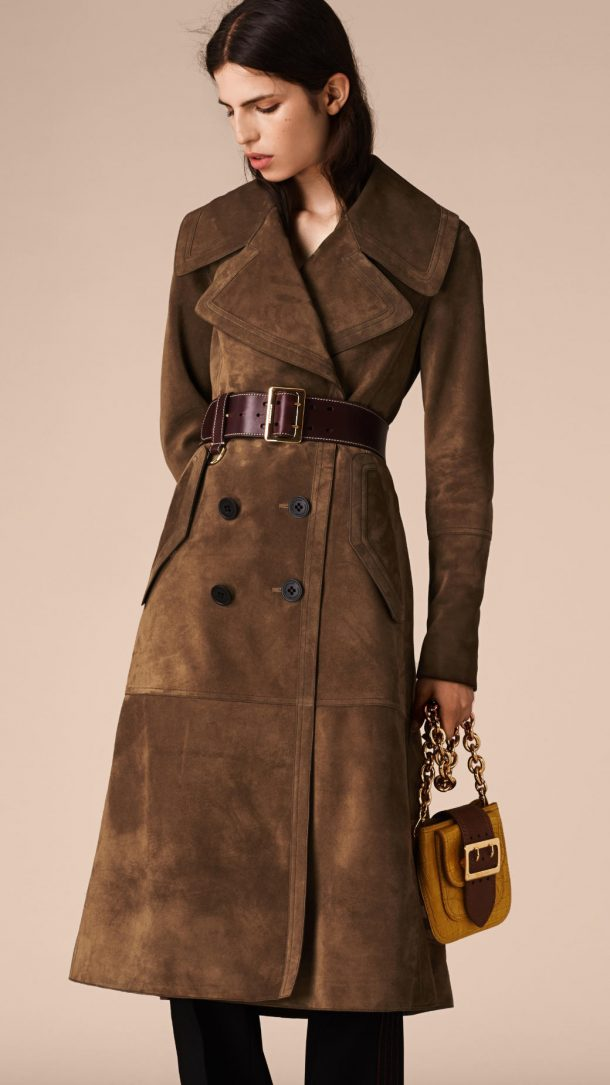 Kate Middleton Burberry Coat